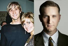 Aaron Staton as Ken Cosgrove in Mad Men (With images) | Mad men ...