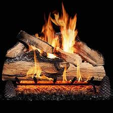 grand mountain split oak gas logs