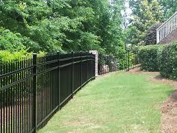 Ornamental Fence Installation Alpharetta Buford Ga New Fence