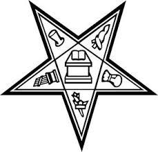 Eastern Star Masonic Vinyl Decal Sticker Car Window Wall Printed Graphic Ebay
