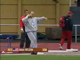 Adam Nelson Stand Throws - video dailymotion