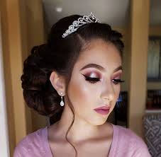 rose gold quinceañera inspiration for