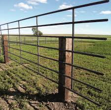 7 Bar 20 Continuous Livestock Fence Prairie States Seed