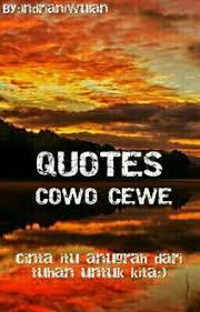 quotes cowo cewe hujan malam minggu wattpad