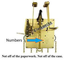 mechanical clock movement