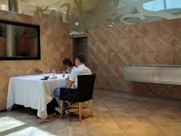 Review of Lasarte, Barcelona's only 3 Michelin star restaurant