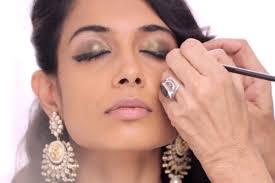 how to do sangeet makeup by cory walia