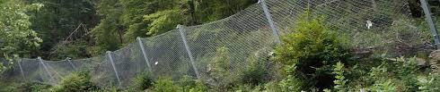 Rockfall Protection Barriers Gbe Geobrugg