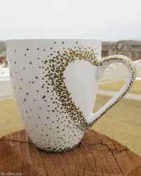 diy craft project sharpie mug tutorial