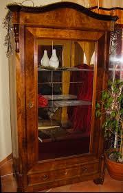Biedermeierschrank Mit Glastur In 65321 Heidenrod Fur 320 00 Zum