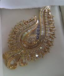 designer gold pendant set स न क
