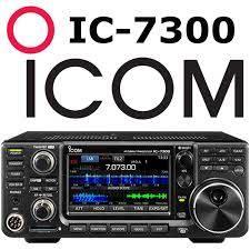 icom ic 7300 silcom telescopic masts