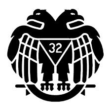 32nd Degree Scottish Rite Masonic Vinyl Decal