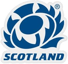 Amazon Com Ride In Style Scotland National Rugby Union Team Car Bumper Sticker Window Decal 4 X 4 Kitchen Dining