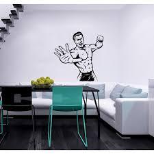 Shop Mma Mixed Martial Arts Gym Decor Crossfit Vinyl Wall Art Overstock 9997948