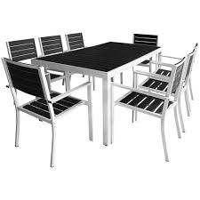 sol 72 outdoor 8 seater dining set