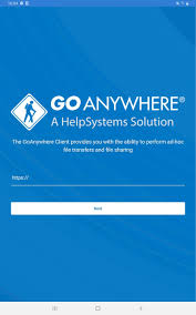 GoAnywhere for Android - APK Download