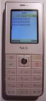 NEC N343i - Wikipedia