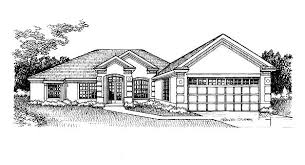 house plan 88395 one story style with