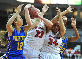 Bradshaw Mountain vs Prescott Girls Hoops | The Daily Courier ...