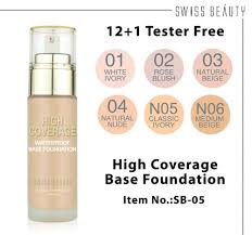 cosmetic foundation water drop bb