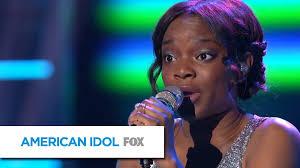 Top 12 Perform: Adanna Duru: Runaway Baby | American idol ...