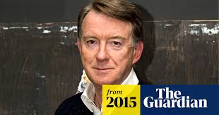 Peter Mandelson gets £400,000 loan from own company to ease tax burden |  Politics | The Guardian