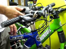 homemade bike light you