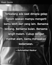 rohmatikal maskur quotes