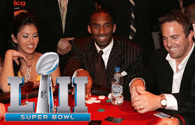 Celebrities That Are Most Likely to Place 7 Figure Bets on Super Bowl 52