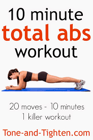 abs tone and tighten