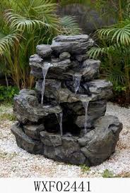rockfall fountain ca 158 with