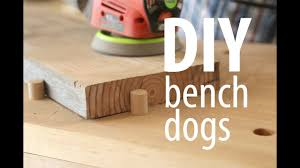 Diy Bench Dogs 13 Steps With Pictures Instructables