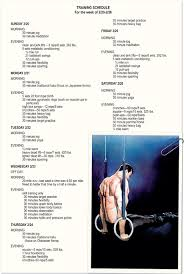 batman s workout routine batman