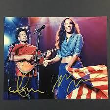 JOHNNYSWIM BAND SIGNED 8X10 PHOTO AUTOGRAPHED ABNER RAMIREZ & AMANDA SUDANO  COA | eBay