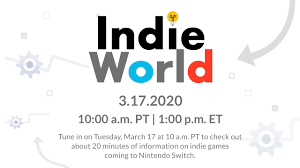 Nintendo Direct March 2020 leaks: Indie ...
