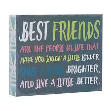 best friend quotes wall decor com