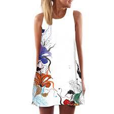 women dress summer womens plus size