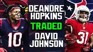 Houston Texans Trade DeAndre Hopkins to ...