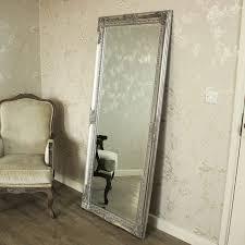 wall floor mirror shabby vintage