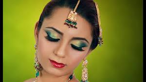 indian bridal makeup tutorial asian