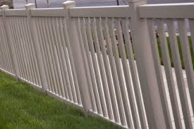 Affordable Closed Picket Fences Diy Vinyl Products