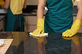 can you use bleach on granite counters