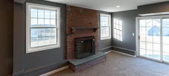 should i paint my brick fireplace