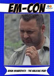 Em-Con - Sadly Adam Minarovich has had to cancel his... | Facebook