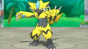 New Mythical Pokémon Zeraora revealed via movie trailer