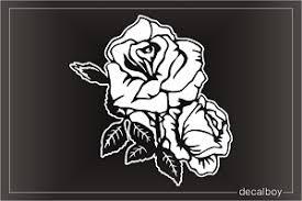 Roses Decals Stickers Decalboy