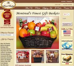 gift baskets canada montreal quebec