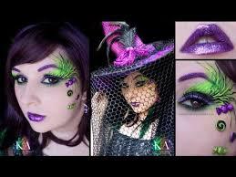 halloween witch makeup tutorial you
