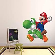 Full Set Super Mario Bedroom Vinyl Wall Art Stickers Sfhs Org